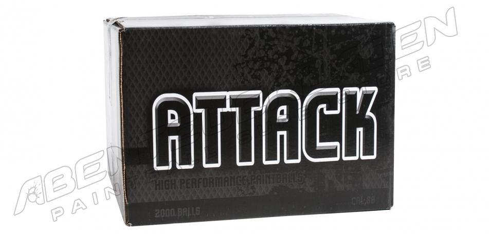 Attack Paintballs