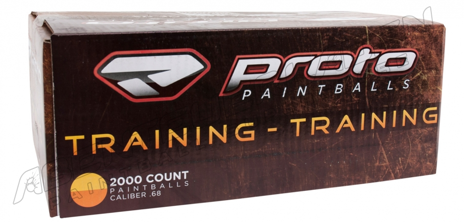 Proto Training Paintballs