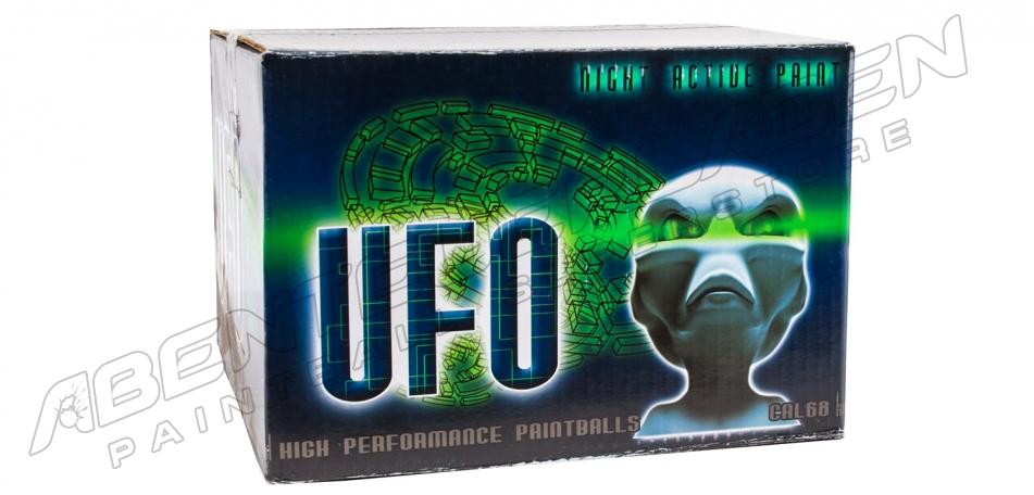 New Legion UFO Leuchtpaint cal .68 - 2000 Stück