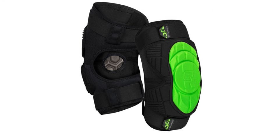 Planet Eclipse Overload Knee Pads XL