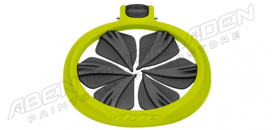 Dye Rotor R2 Quick Feed lime