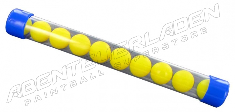 New Legion Rubberballs / Gummibälle cal.68 - 10 Stück - gelb