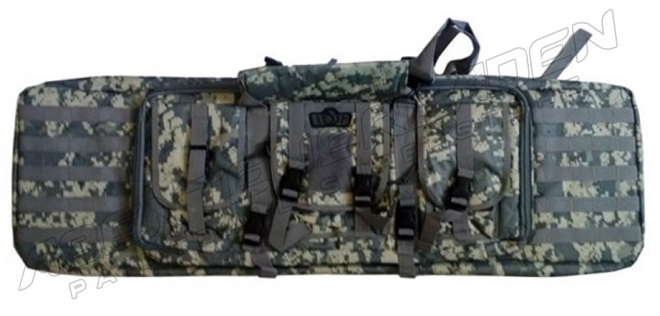 GXG Deluxe Tactical Gun Bag - acu