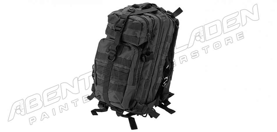 GxG Tactical Mini Bagpack schwarz