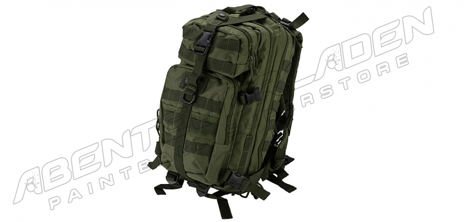 GxG Tactical Mini Bagpack oliv