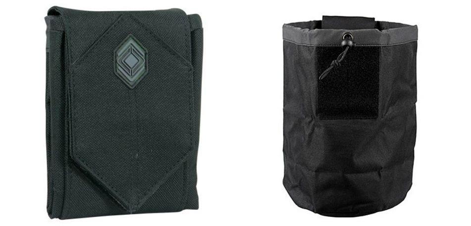 NXe Extraktion Pot Tasche schwarz