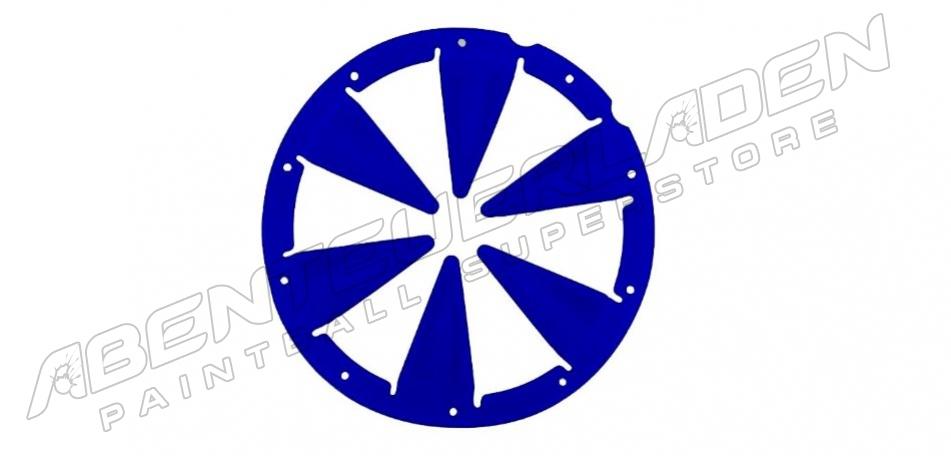 xLin Dye Rotor Feedgate - blau