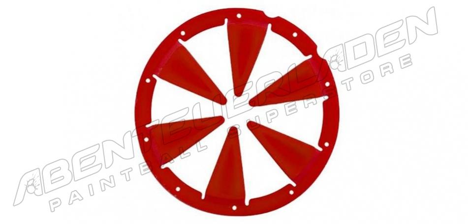xLin Dye Rotor Feedgate - rot