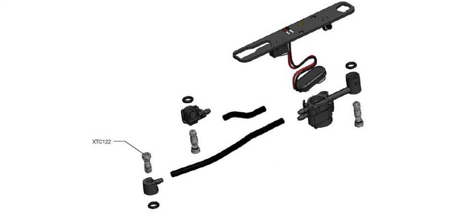 GoG / Smart Parts eXTCy Fitting Screw XTC 122