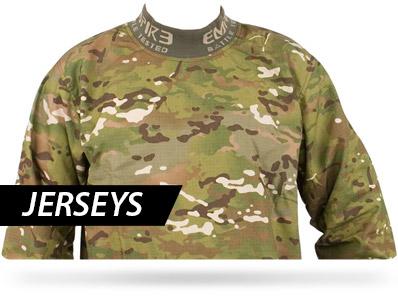 Jerseys sind die ideale Paintballbekleidung