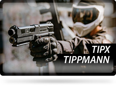 Tippmann TIPX Paintball Pistole