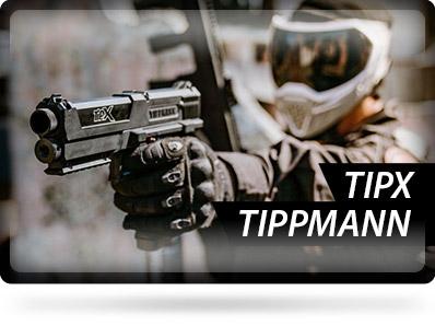 Tippmann TIPX Paintball Pistole