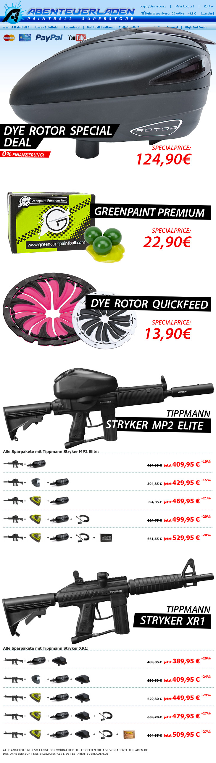 Paintball https://www.abenteuerladen.de/newsletter/14-03-2017.jpg Picture
