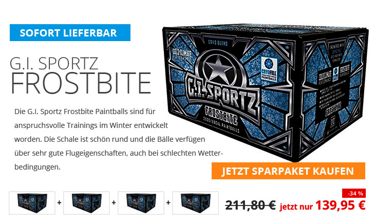 Bild / Picture https://www.abenteuerladen.de/newsletter/bf2018-2.jpg Paintball Gotcha